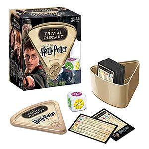 Harry Potter Trivial Pursuit Additional Image