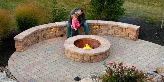 Garden Patio & Brick Stone for Outdoor Living - EP Henry ...