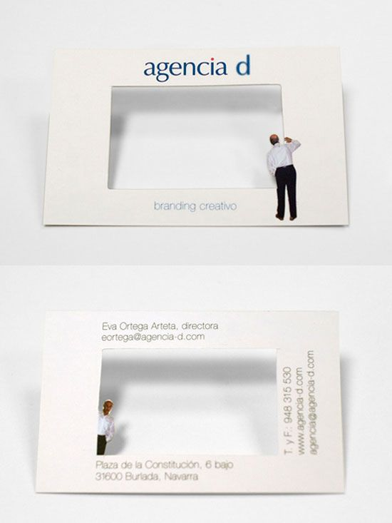 8 best creative business cards images on pinterest carte de visite 55 unusual yet creative business card designs die cut reheart Gallery