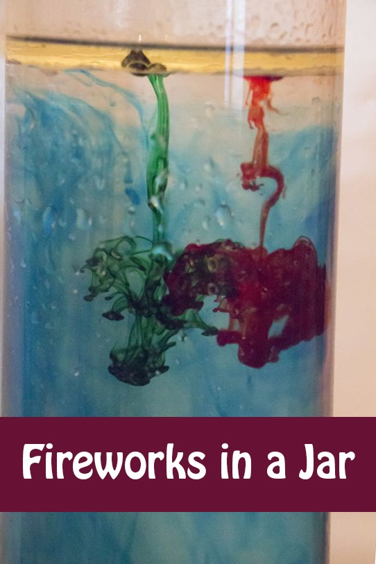 Life with Moore Babies: Fireworks in a Jar