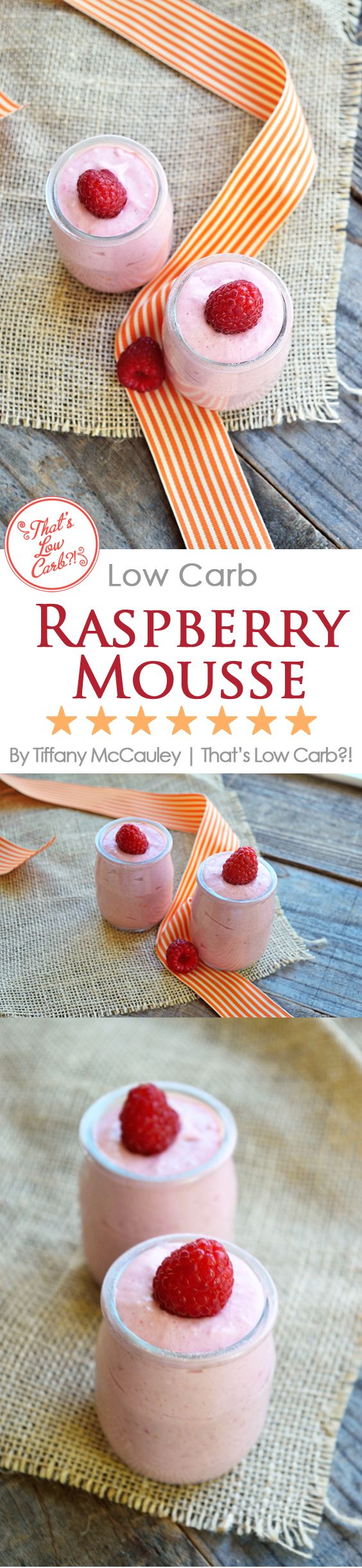 If an easy, low carb dessert is what you're looking for, you've found it! Using fresh summer berries and low carb ingredients, you won't miss out on a thing for dessert! ~ http://www.thatslowcarb.com