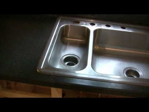 1000 Images About Installing A Kitchen Sink On Pinterest Countertops The