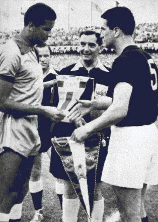 Cuartos de Final, Brasil vs Hungria
