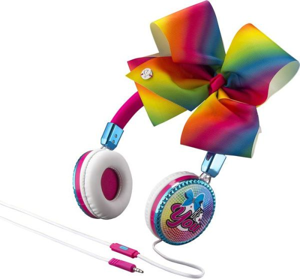 KIDDesigns JJ-M48.FXv7 Jojo Siwa Fashion headphone