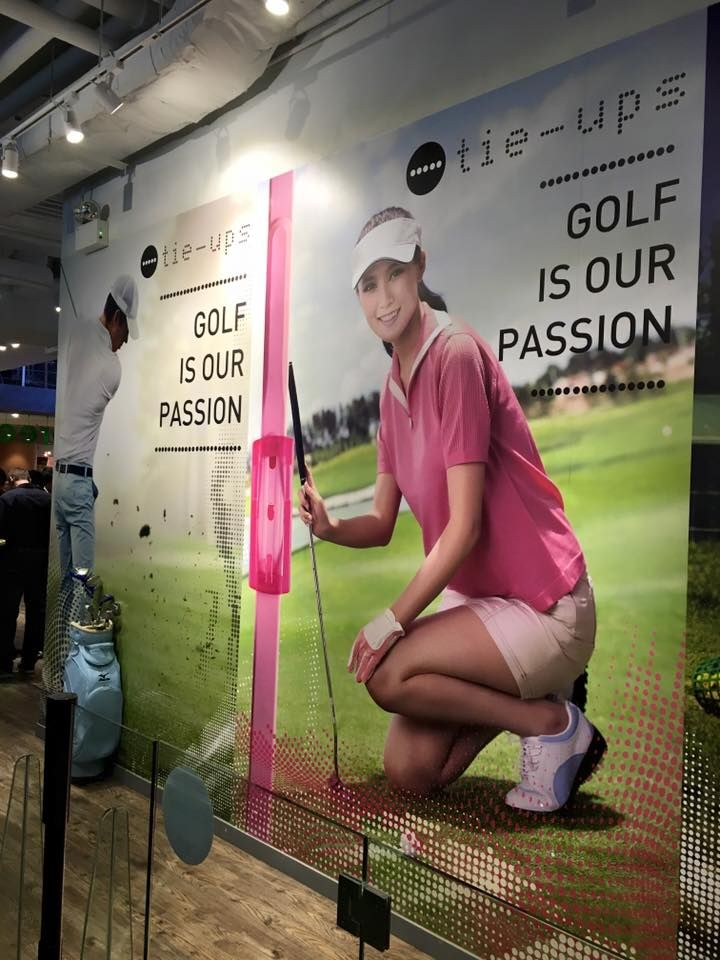 #Golf Is Our Passion! #TieUpsStyle