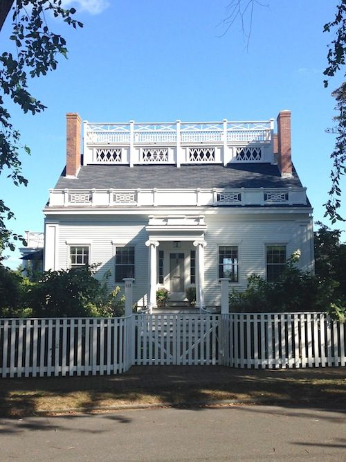 Wonderful Nantucket Dream Home For Sale. Built in 1805 and completely renovated. Click over for pics, the house is wonderful.