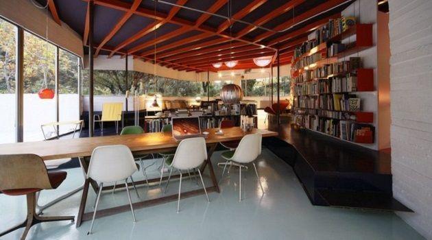 Bazı şirketlerin ofisleri oldukça dikkat çekici. Doğayla iç içe tasarlanmış Selgas Cano Mimarlık Ofisi'de bunlardan birisi.