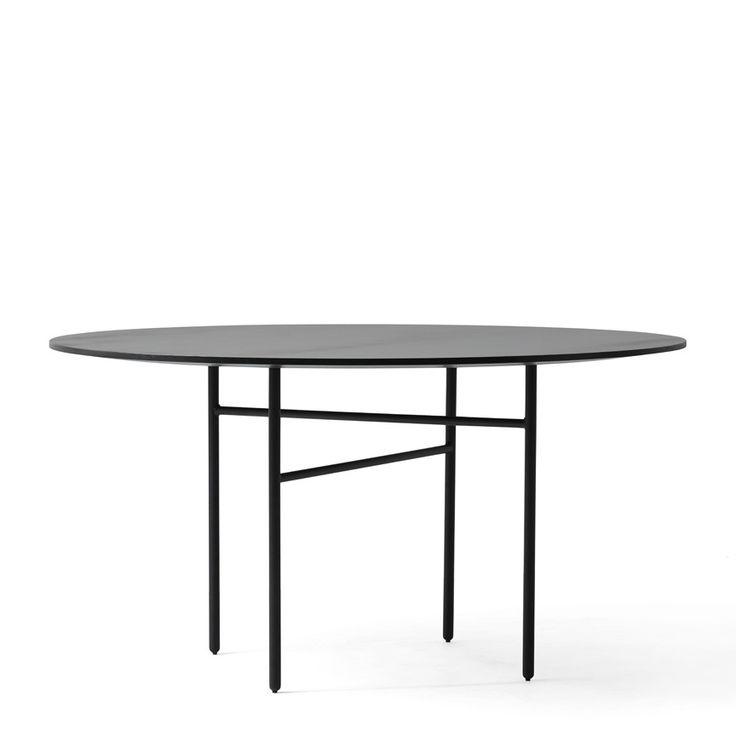 Menu Snaregade Round Table