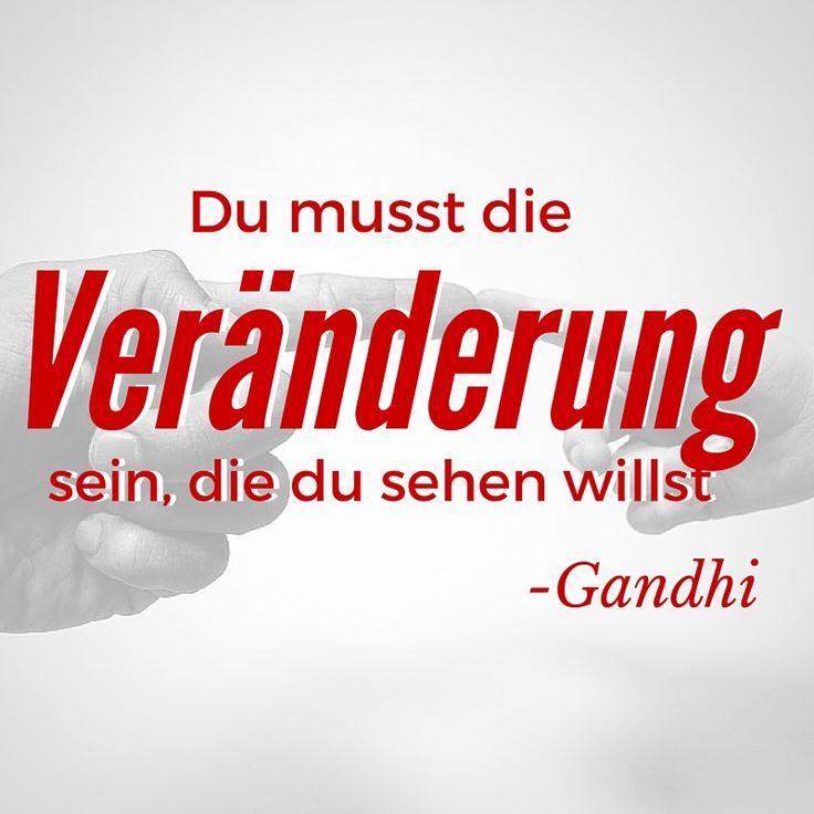 Zitat Gandhi