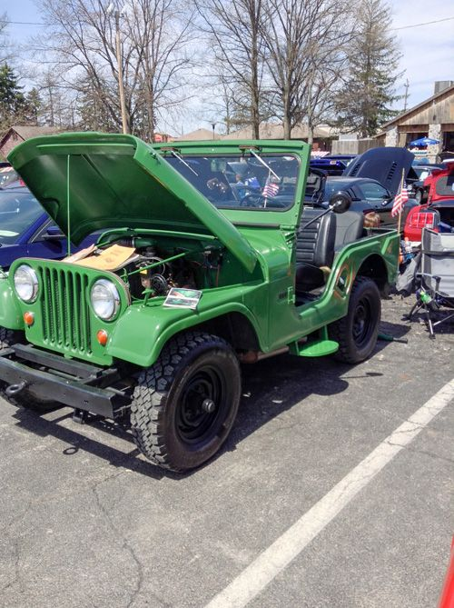 1965 CJ-5 Jeep - Photo submitted by Michael Bush.