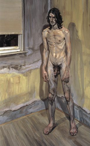 Something and Lucian freud naked portrait confirm. agree