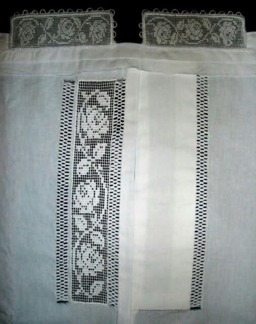 Pizzo camicia sarda