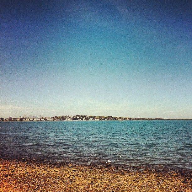 Wollaston Beach! Were we met! ❤️