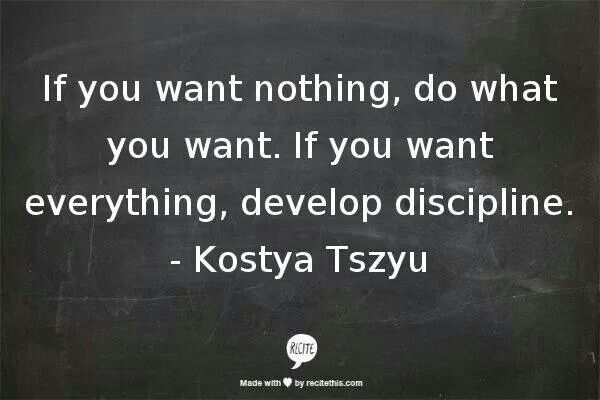 essay on discipline with quotes Check out our top free essays on discipline brings success to help you write your own essay discipline brings  request admission essay editing service quotes.