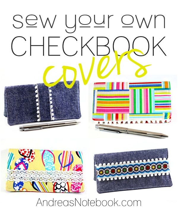 Craft Gossip - http://sewing.craftgossip.com/tutorial-sew-a-simple-checkbook-cover/2015/05/09/