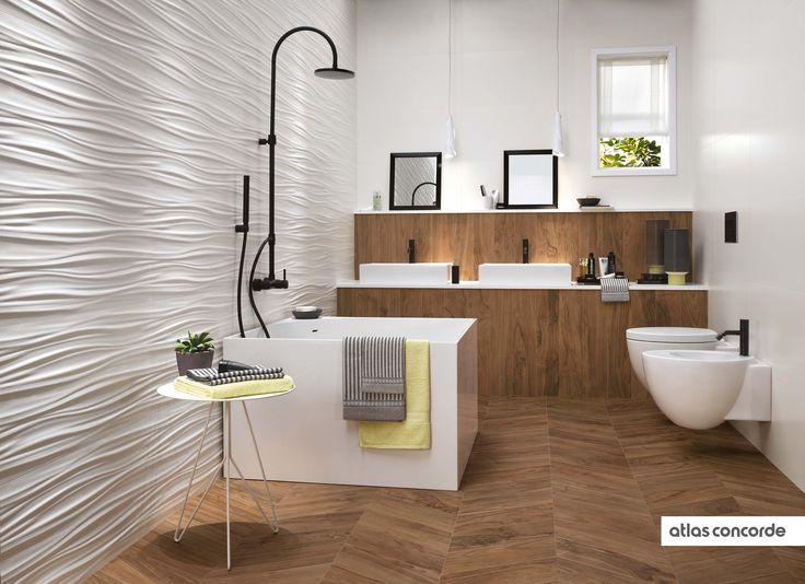 3D WALL DESIGN | Three-Dimensional Ceramic Walls