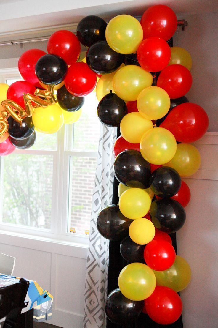 Roy\u0027s Mickey Mouse Birthday Party Theme