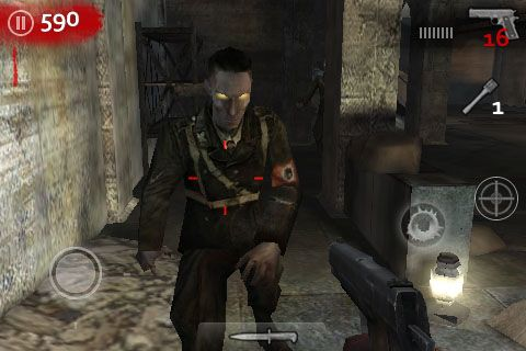 Call of duty zombie nazis. Prepare for war
