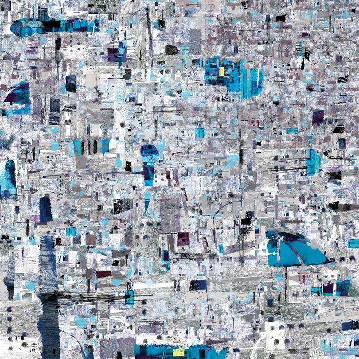"""Sonata Morska- Scherzo. Jedna z grafik z cyklu """"Sonaty Graficzne"""" inspirowanego muzyką. #graphic #art #digital #print"""