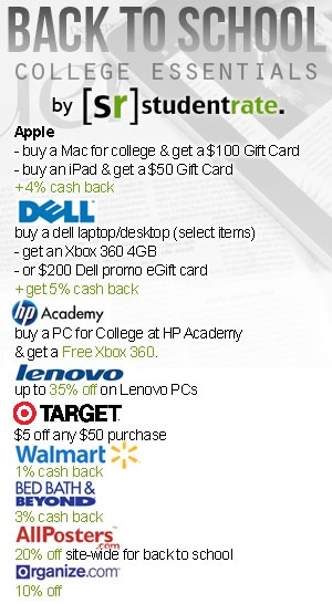 get all your stuff for college!!  COLLEGE COLLEGE COLLEGE!!  DORM DORM DORM