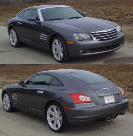 1000+ Images About Chrysler Crossfire On Pinterest