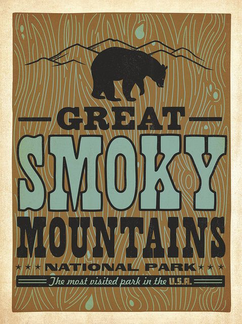 Visit all the US National Parks Great Smoky Mountains National Park