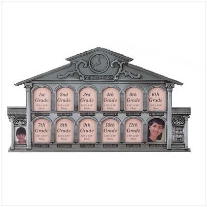 School House Frame Manufacturer: Home Locomotion SBEX32243 $21.29