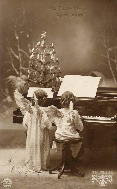 О чем рассказала рождественская открытка? : Православие и мир
