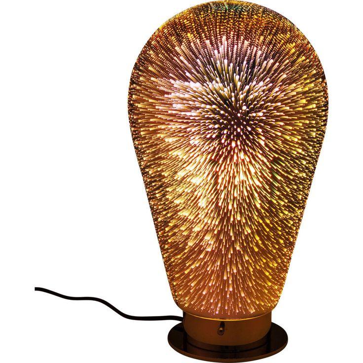 Tischleuchte Firework Bulb Jetzt bestellen unter: https://moebel.ladendirekt.de/lampen/tischleuchten/beistelltischlampen/?uid=60c058c8-7bab-54df-be1d-f0641f4902a9&utm_source=pinterest&utm_medium=pin&utm_campaign=boards #heim #lampen #tischleuchten #beistelltischlampen