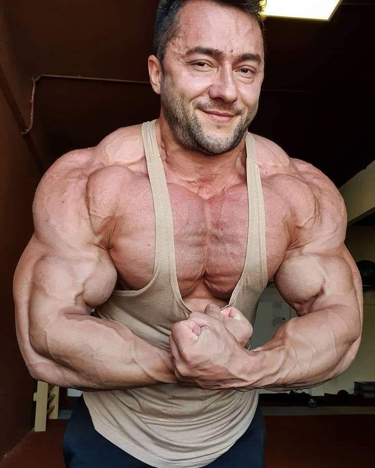 Pin by Mani Patnala on Long hair | Muscle men, Just
