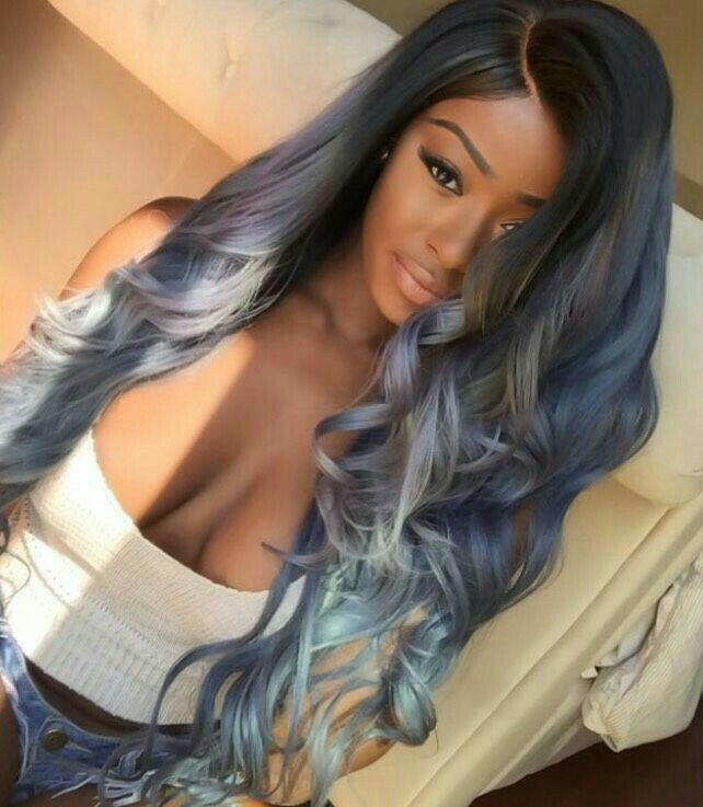 Sensational 1000 Images About Hair Color On Pinterest Her Hair Ombre And Curls Short Hairstyles Gunalazisus