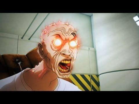 PostHuman - sci-fi action animated short film directed by Cole Drumb - YouTube