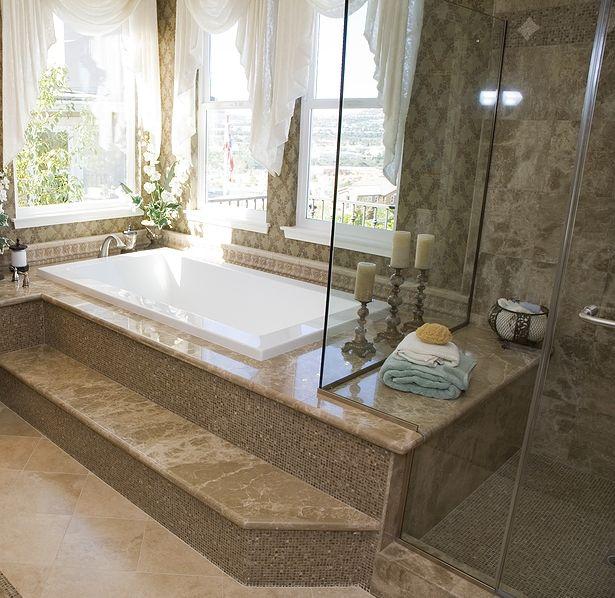 The Granite Gurus Whiteout Wednesday 5 White Kitchens: 16 Best Master Bath Images On Pinterest