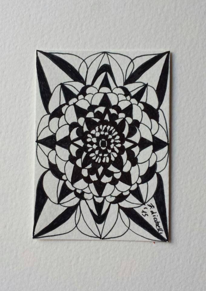 Aceo n. 11 - fantasia, by Francesca Licchelli Arte, 10,00 € su misshobby.com