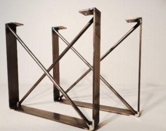 Best 20 Steel table legs ideas on Pinterest Steel table Wood