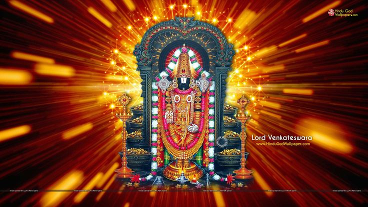 Venkateswara Swami Photos 4k For Pc: Lord Venkateswara HD Wallpapers 1080p
