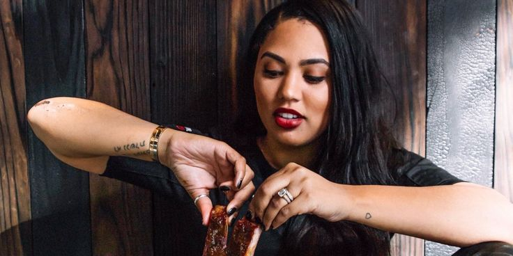 Ayesha Curry opened a fine-dining barbecue restaurant in San Francisco's sinking skyscraper — here's what it's like to eat there