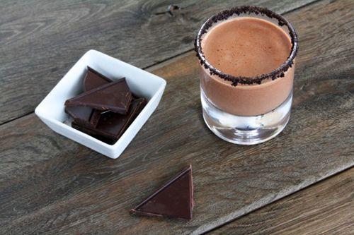 Chocolate margarita!! Yes, please!