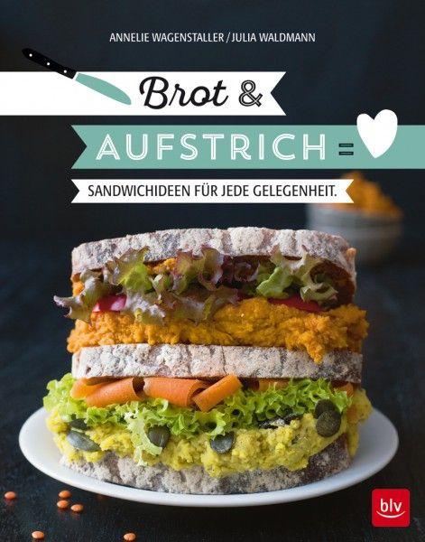 Julia von 'Julietta Seasons' hat ein Buch über Sandwich-Ideen mit herausgebracht!