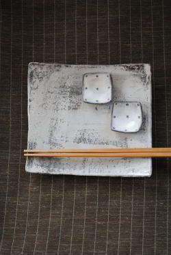 five dimensions dish / baba katsufumi