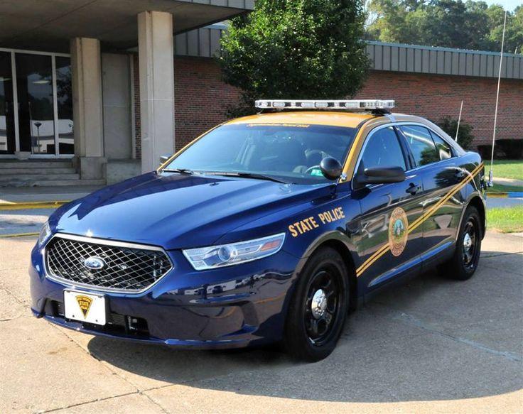 New WV State Trooper patrol cars. *LAW ENFORCEMENT