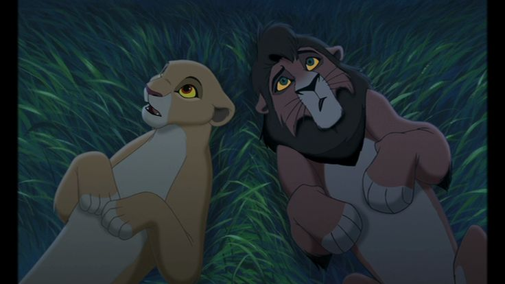 1000+ images about Kiara Kovu from The Lion King 2 on ...