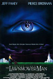 Watch The Lawnmower Man. A simple man is turned into a genius through the application of computer science.