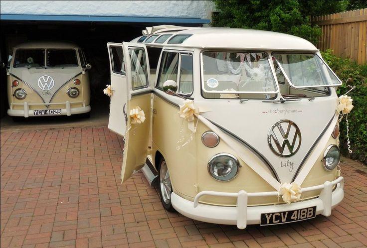 VW Camper - Transport double the pleasure