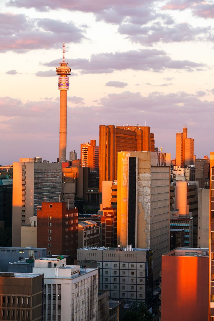 Johannesburg: The City of Gold. #SouthAfrica #JHB #CityLife #Africa #weknowbecausewego