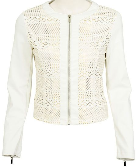 Get the Snakeprint leather-look with this jacket for only R1 799, Nicci Boutique
