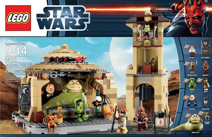 LEGO Star Wars 9516 Jabba's Palace  Price:$119.99