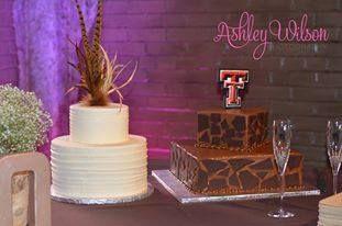 Texas Tech Cake, Grooms Cake Chocolate broken pieces Love the grooms cake