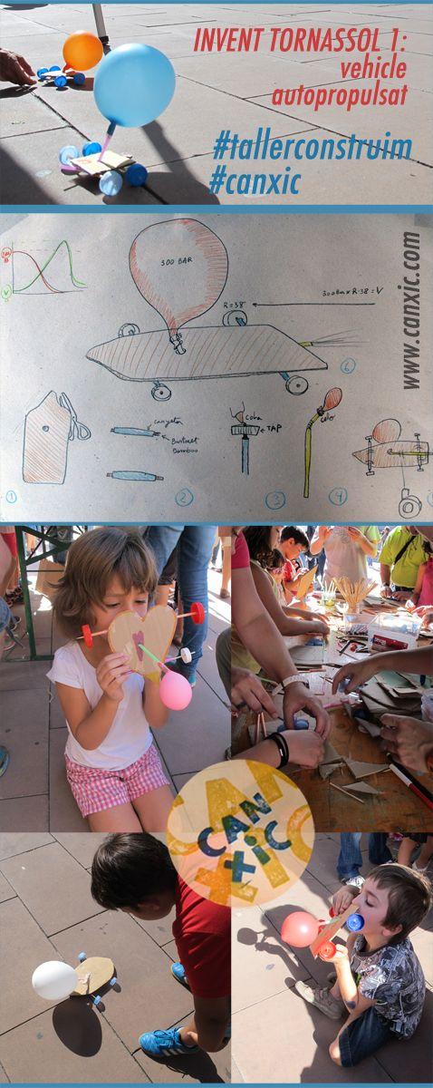 taller construim a Can Xic. #tallerconstruim a #canxic #lagarriga #voriental #ambnens #manualitats #craftsforkids #manualitatsperanens#maker