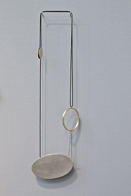 Collect 2011: Galleri Kunst1 by Norwegiancrafts, via Flickr - Millie Behrens